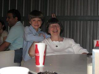 Andrew & Me 2009